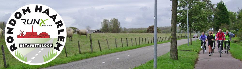 Rondom Haarlem estafetteloop